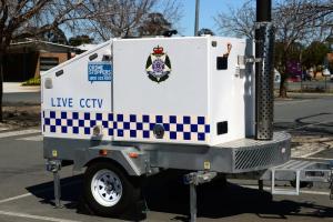MCS CCTV TRAILER
